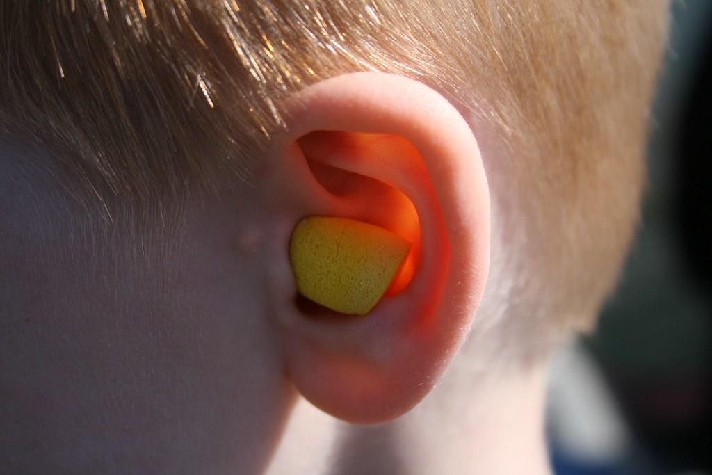 Förebygga tinnitus på arbetet